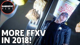 PUBG vs Fortnite Drama & More Final Fantasy 15 Content In 2018! - GS News Roundup