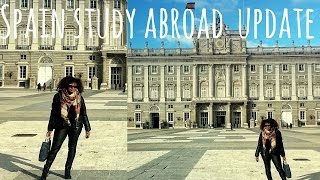 Spain Study Abroad Update 1 | First Impressions, Jet Lag & Jamón