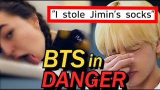 Gambar cover SASAENGs Spoiled BTS' Vacation, ARMYs Getting Blamed