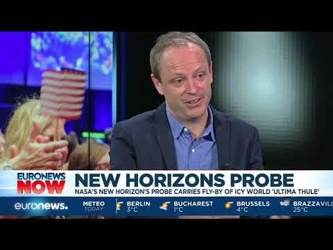NASA's New Horizons probe reaches Ultima Thule, 6.5 billion km away