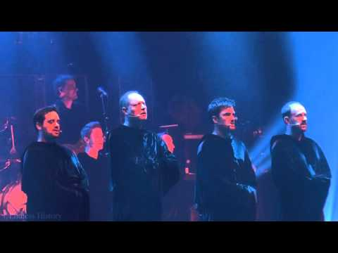 Gregorian - Born To Feel Alive (Live in St.Petersburg, 12.03.2016)
