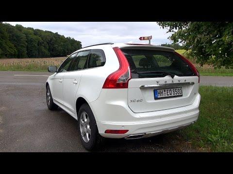 2015 Volvo XC60 D4 (181 HP) Test Drive