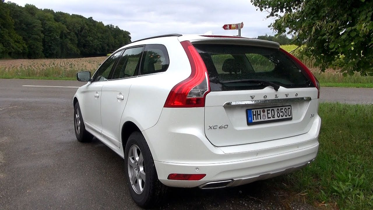 2015 volvo xc60 d4 181 hp test drive youtube. Black Bedroom Furniture Sets. Home Design Ideas