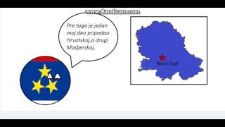   Countryballs Animation(Podele drzava,ep:1[Srbija])   ep:5  