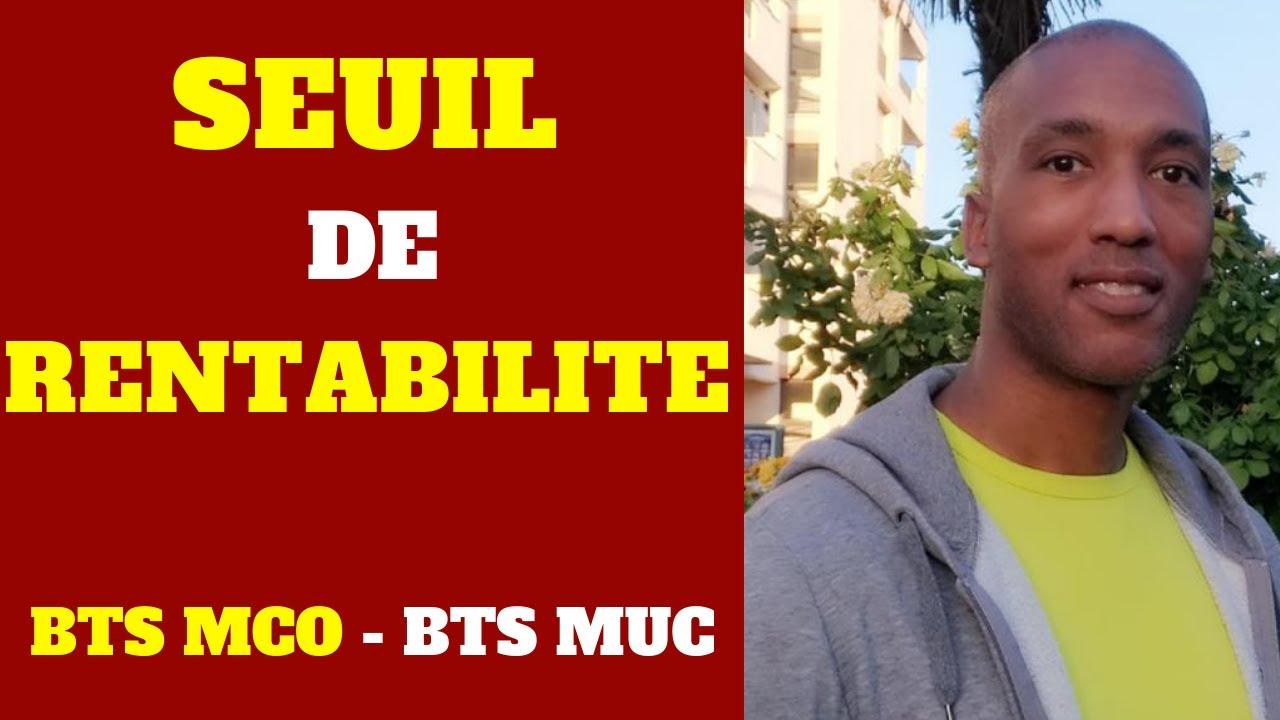 Bts Muc Gestion Nrc Gestion De Clienteles Le Seuil De