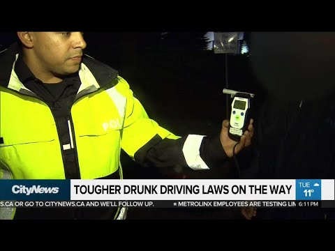 Tougher Drunk Driving Laws On The Way