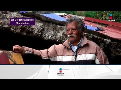 Profesor de Xochimilco salvará el patrimonio cultural con sus manos | Noticias con Yuriria Sierra