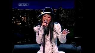 Christina Aguilera 2004 HD Walk Away Live David Letterman Show