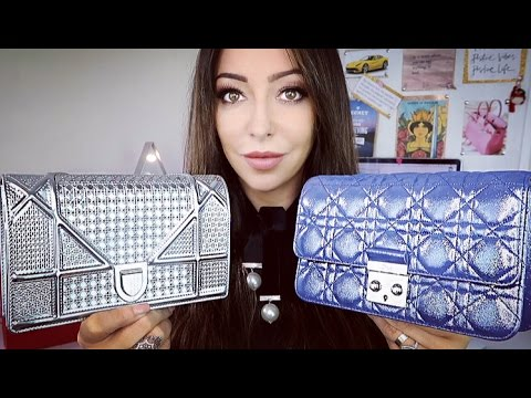 67c2a7c79e55 ARE THESE BAGS WORTH IT? / Dior Review - YouTube