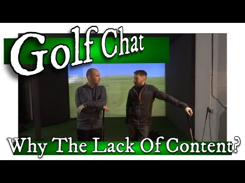 Golf Chat - New Clubs + Aims For The Season