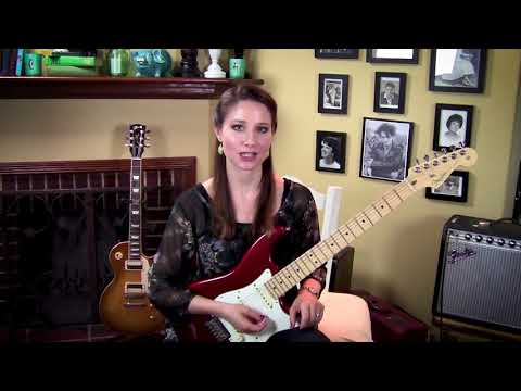 The Cure-Lovesong-Guitar Lesson-Allison Bennett