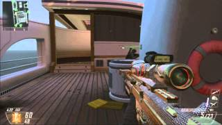 Call of Duty Black Ops 2 Sniper Gameplay [GERMAN/DEUTSCH] HD
