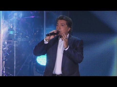 Frédéric François - Chanteur d'amour - Live Olympia 2014