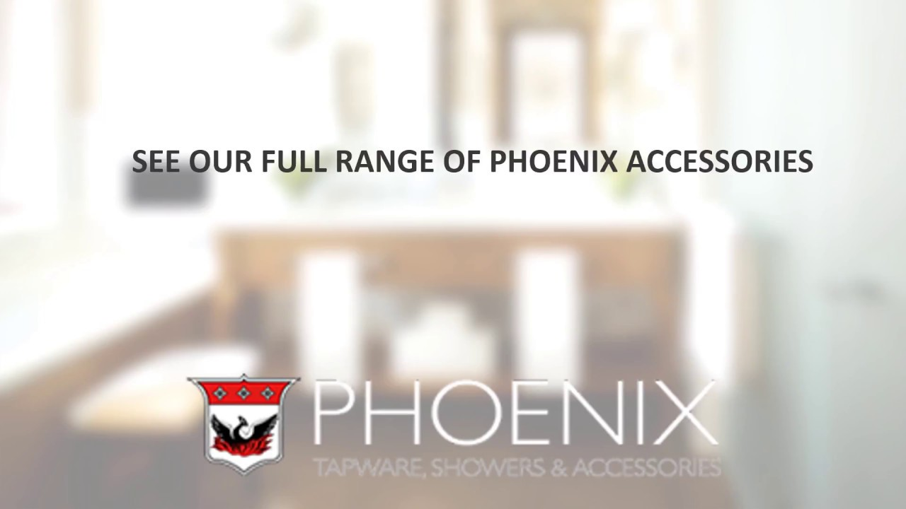 Phoenix range of Bathroom Accessories - Renovation Kingdom Sydney ...