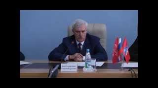 Визит делегации Санкт-Петербурга