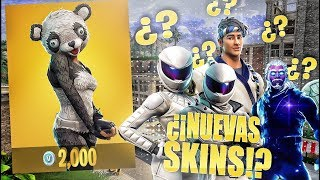 WAITING FOR THE 'NEW STORE' de FORTNITE NEW SKINS!? LEVEL 100 510 WINS CABASC