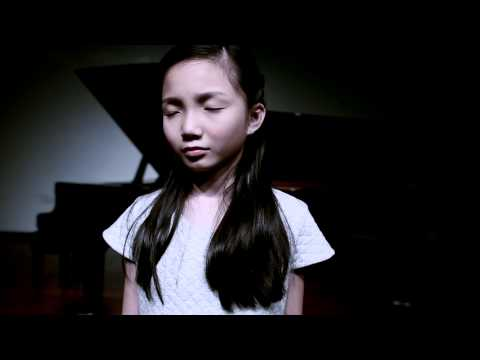 You Raise Me Up Cover by 10YearOld Crystal Lee feat. Dennis Lau