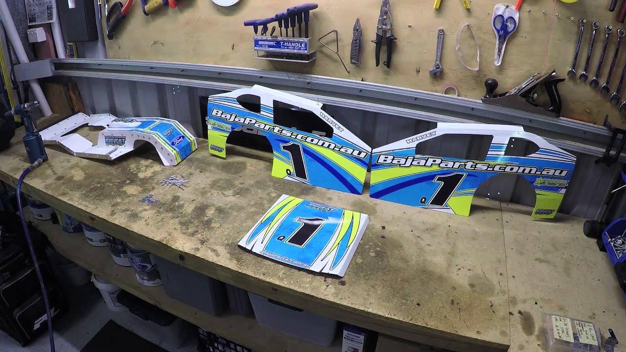 MadModz Bodies Flat Pack Install
