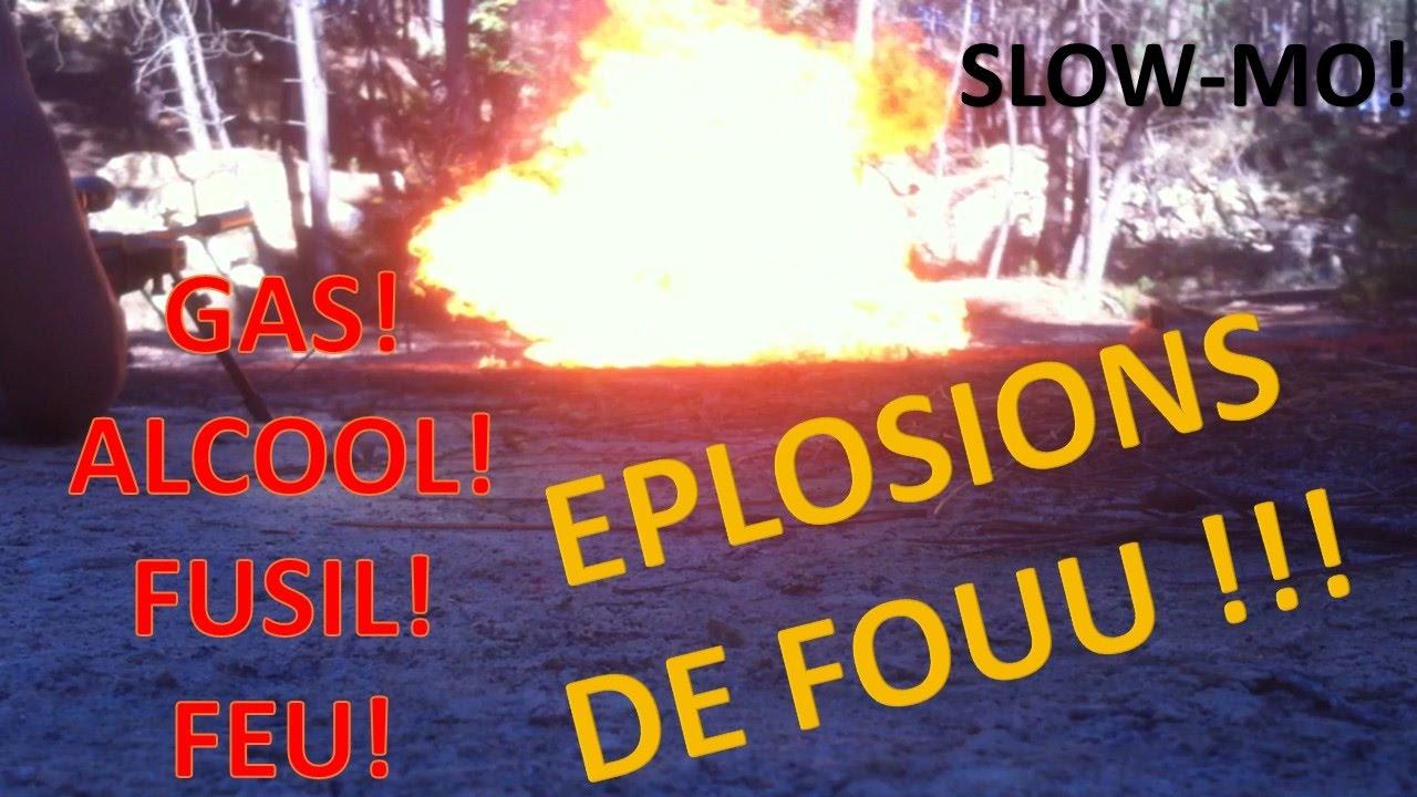 Download ReUpload EXPLOSION GAS + FUSIL + FEU -VIDEO ULTIME (voix off)