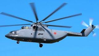 Самый большой вертолет в мире - Ми-26 // Анатомия Монстров