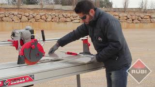 Mesin Potong Keramik Rubi Seri DX