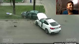 Compilation d accident de voiture