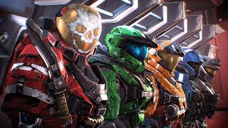 The Lore behind ALL the Halo Reach Armors