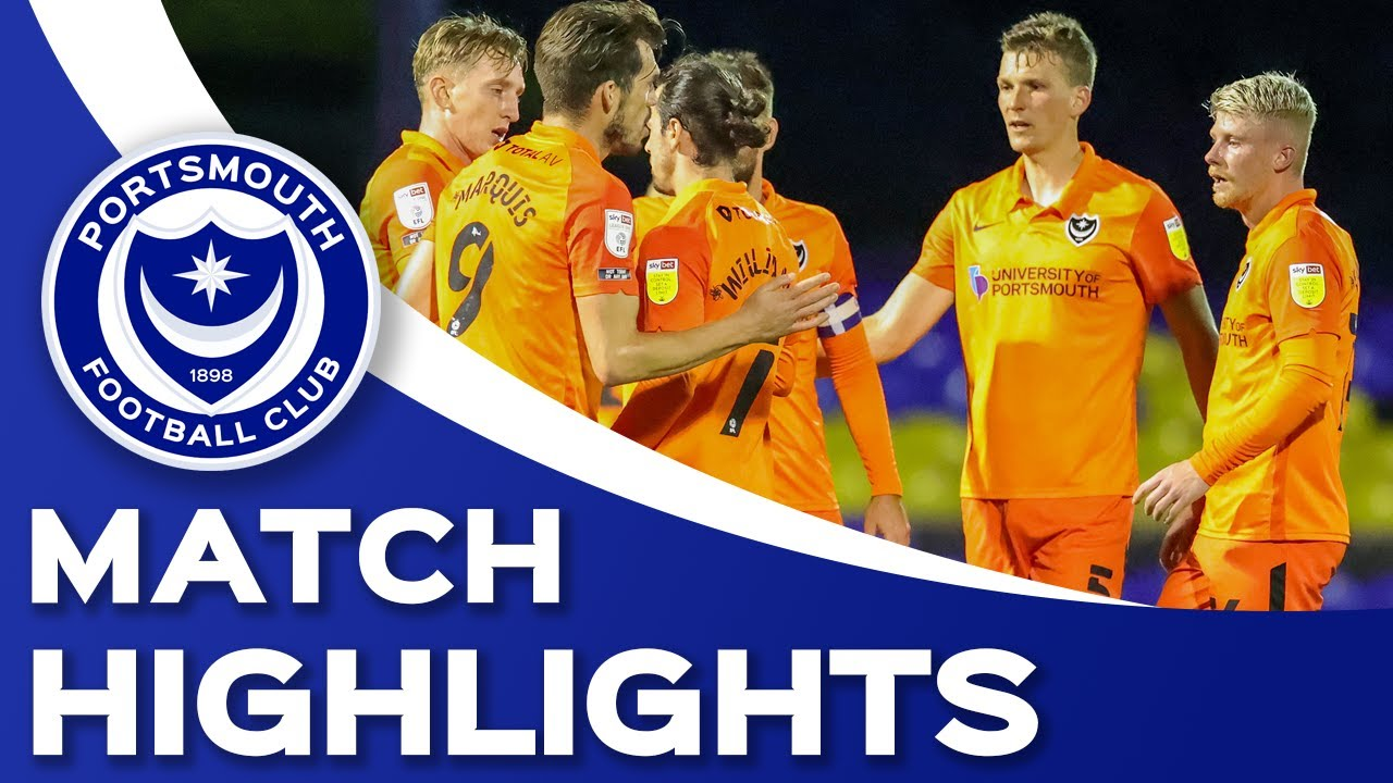 Highlights | Southend United 0-3 Pompey