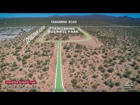 Tangerine Business Park - Town of Marana