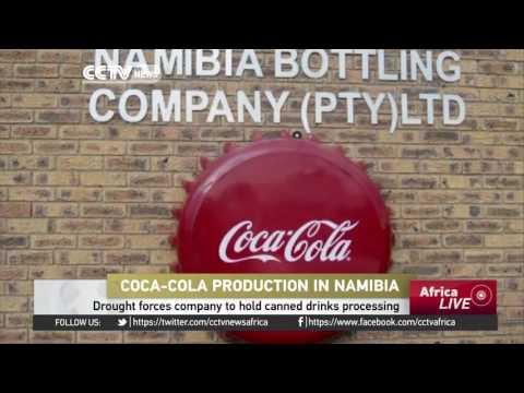 Coca-Cola Company set to stop production in Namibia