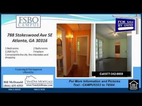 3 bedroom home for sale near Neighborhood Charter School in Atlanta GA