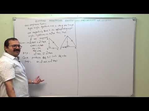 194 RHS Congruence theorem Code 194