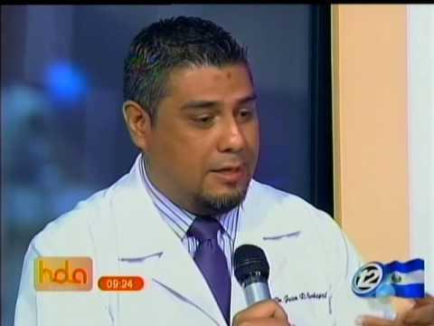 Entrevista en Hola El Salvador TV 12