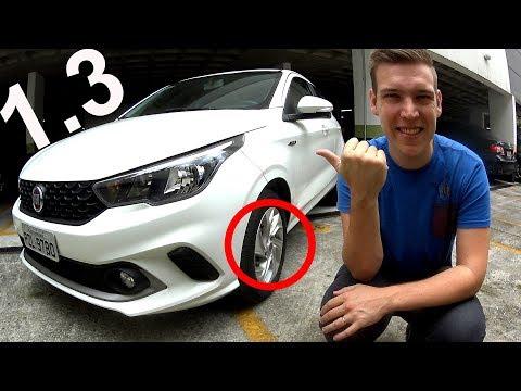 Teste Fiat Argo 1.3 / Será que ele vale os R$ 54 mil?