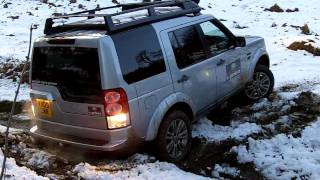 Land Rover Experience - Eastnor Night Drive