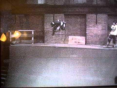 Metal Man's Skate Hut VHS Jam Prov RI Part 1