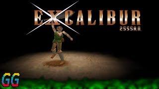 PS1 Excalibur 2555 A.D. 1997 PLAYTHROUGH