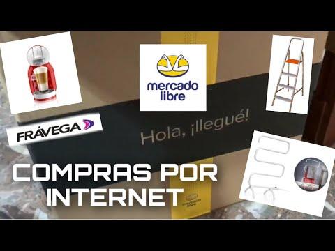Compras por Internet, MERCADOLIBRE y Frávega 2020 | Giuliana Runco