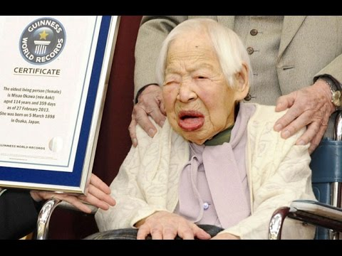 Misao Okawa, world's oldest person, dies at 117 in Japan