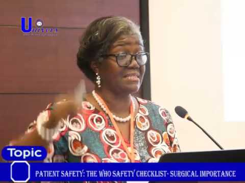 3rd West Africa-Taiwan Health Promotion Conference (Part 3)