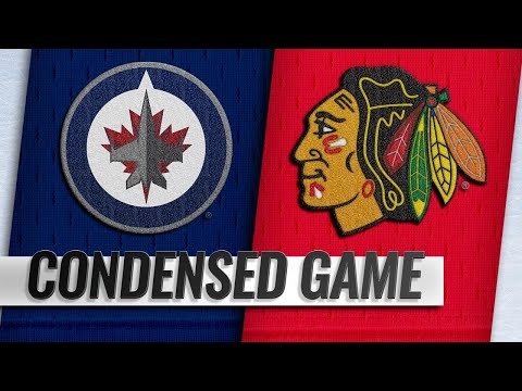 12/14/18 Condensed Game: Jets @ Blackhawks