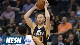 Are Celtics Front-Runners To Sign Gordon Hayward?