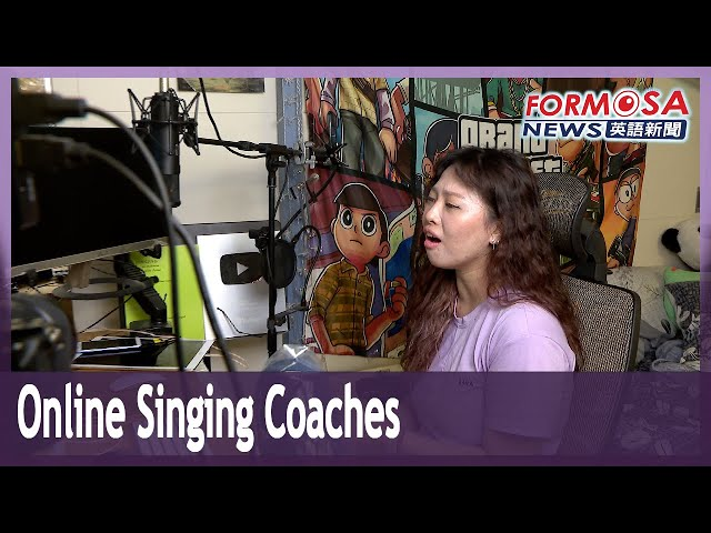 YouTube singing coaches hit the big time during COVID-19