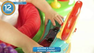 Having a Ball™ Explore & Roar Activity Jumper from Bright Starts™