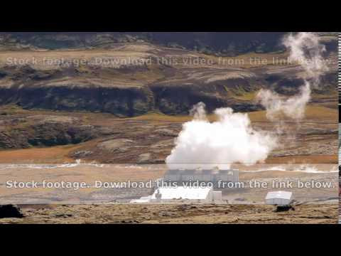 Reykjavik neighborhood: geothermal geothermal power station