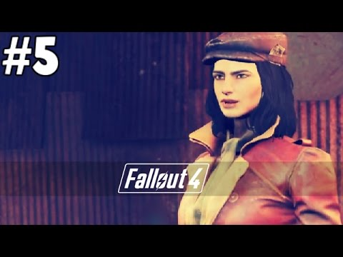 Fallout 4 Walkthrough Gameplay | Part 5 - Publick Occurrences