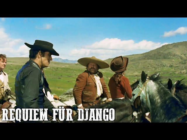 Requiem für Django | ITALOWESTERN | Deutsch | Klassischer Cowboyfilm