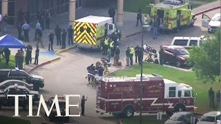 Gunman Opens Fire In Texas High School, Reportedly Killing At Least 8 Students | TIME