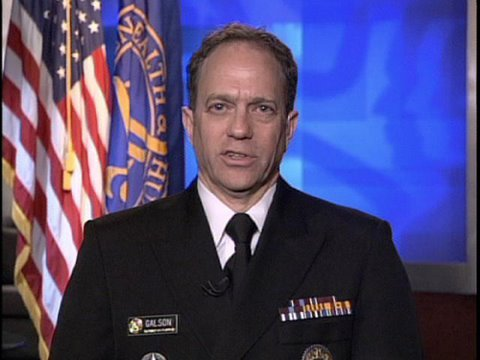 H1N1 Message From The Acting Surgeon General