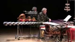 Aluphone in Bach to the Future